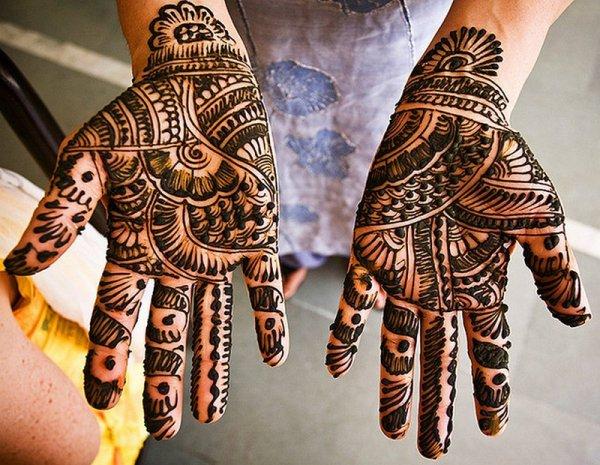 Mehndi El Arte Tradicional De Henna Cultura Inquieta