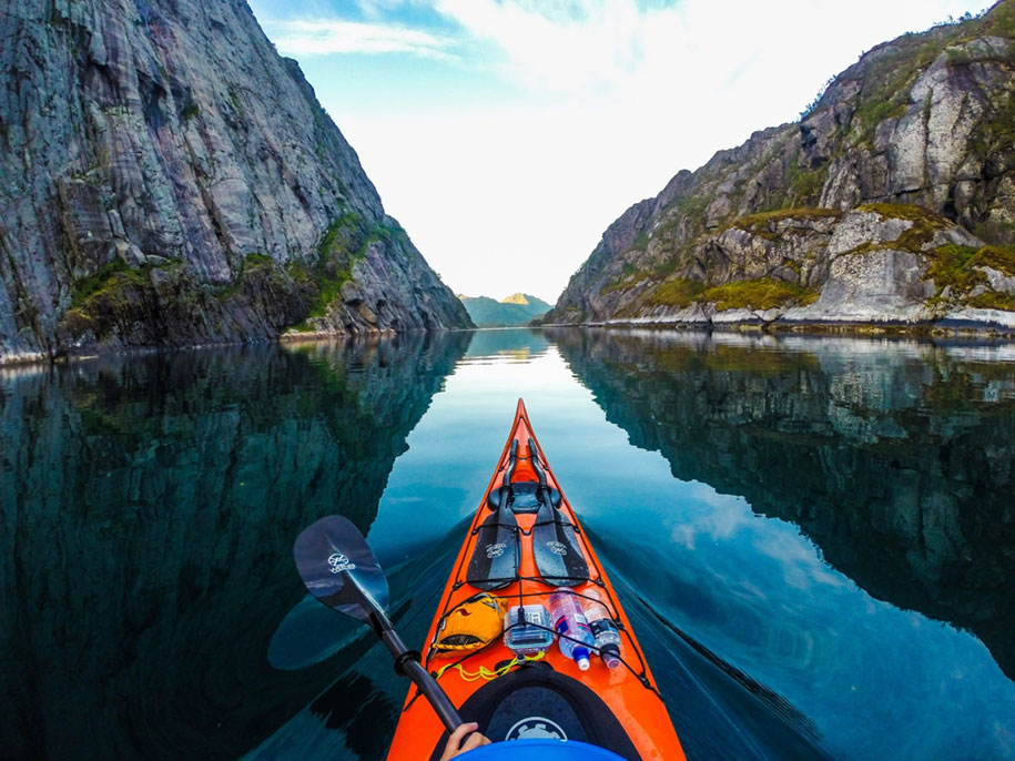 Tomasz Furmanek Fjord fiordo kayak10