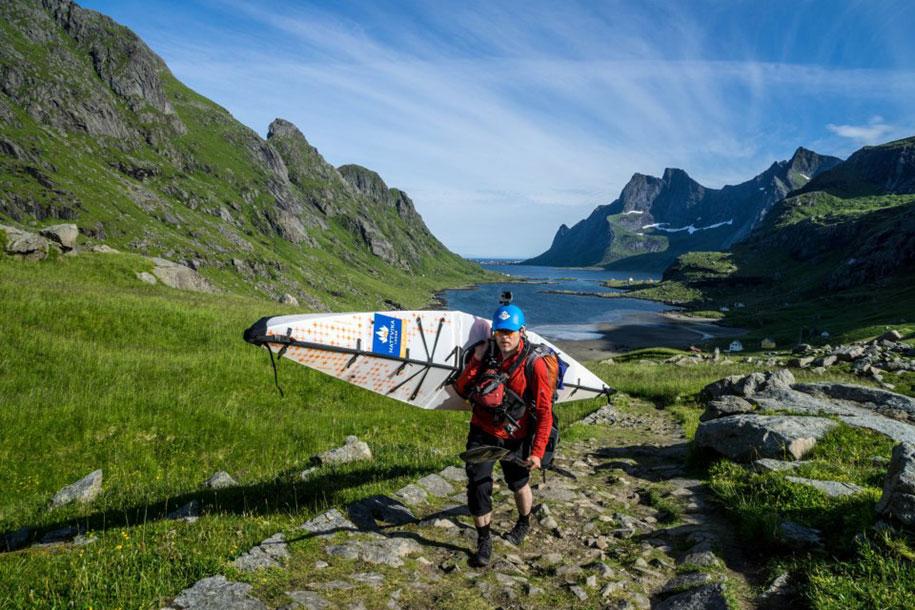 Tomasz Furmanek Fjord fiordo kayak18