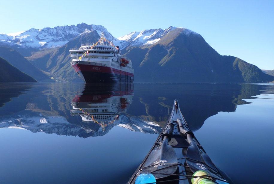 Tomasz Furmanek Fjord fiordo kayak3