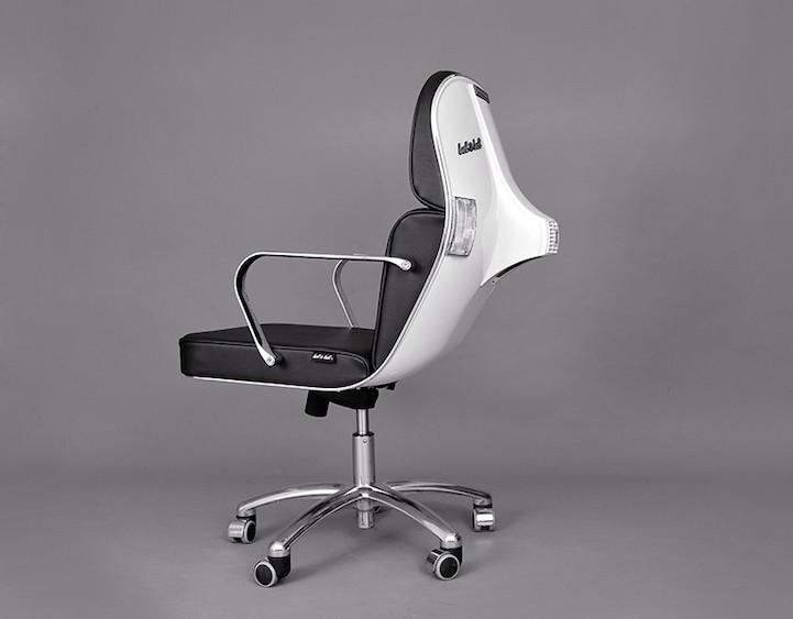 Bel Bel Vintage Vespa design chair 8