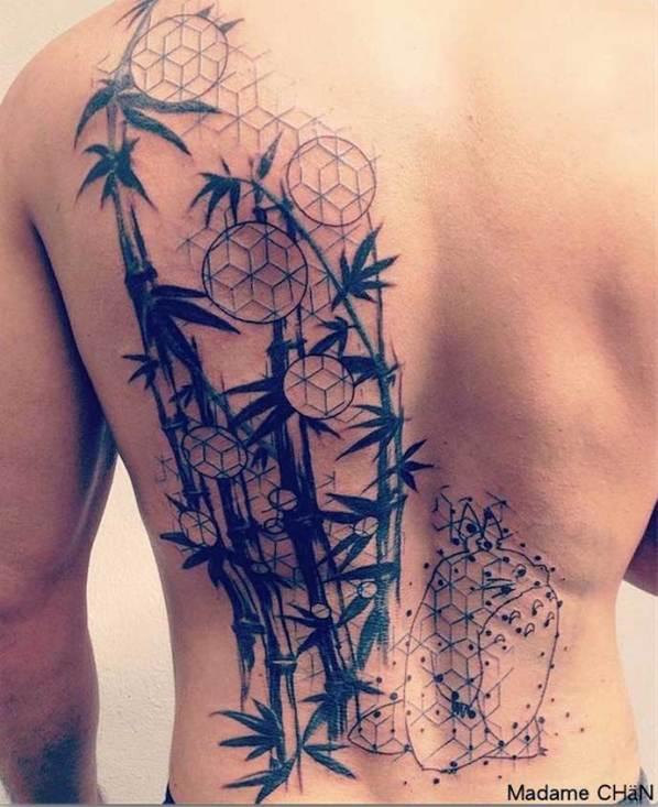 Madame-Chan Cultura-Inquieta tattoo