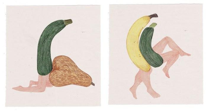 Marion Fayolle poema visual satira Cultura Inquieta 24