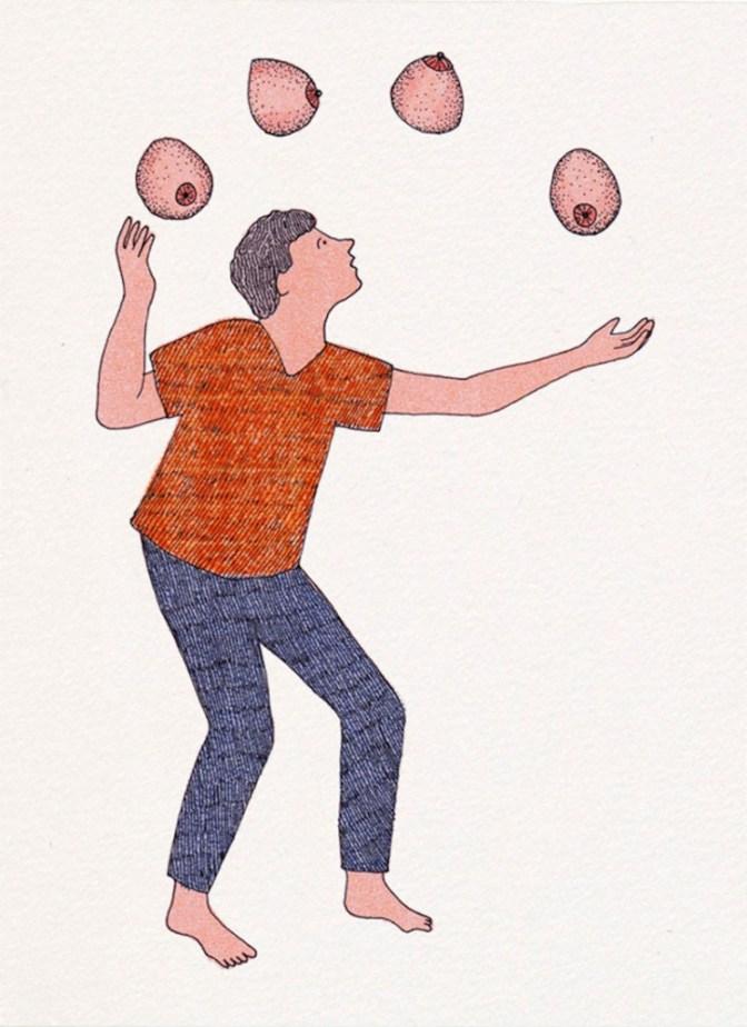 Marion Fayolle poema visual satira Cultura Inquieta 6