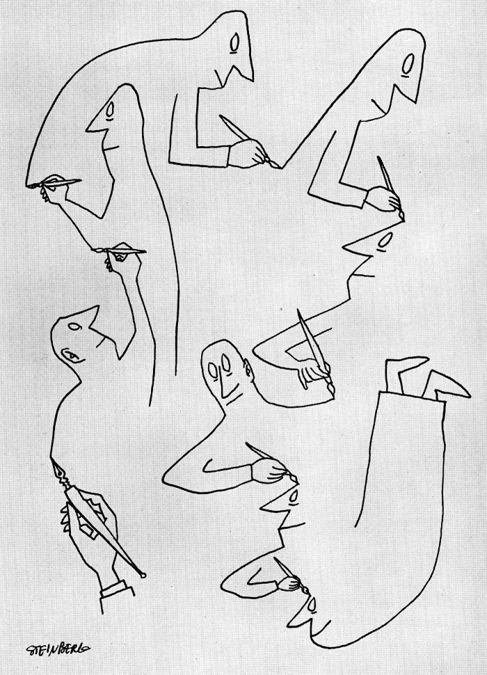 Saul Steinberg 19