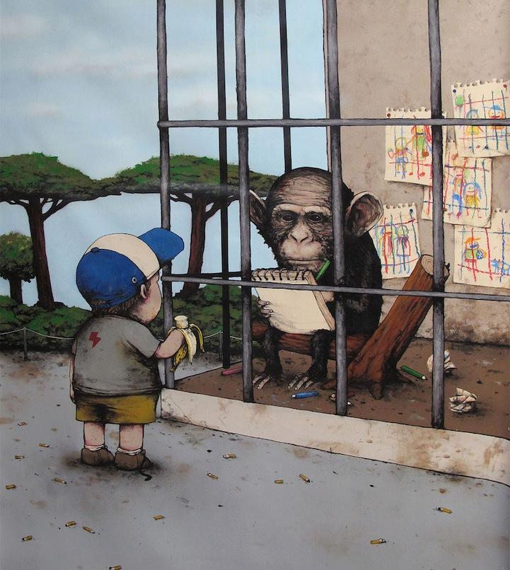 Dran arte urbano francia 2