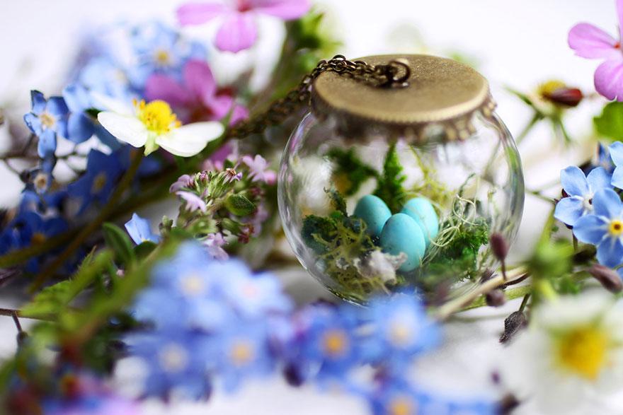 Kay Bells joyas plantas terrario 10
