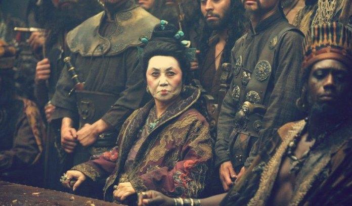 Chang Shih Female Pirate