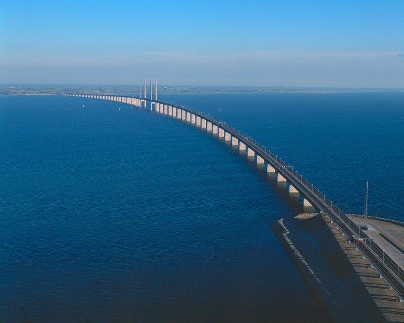 George K.S. Rotne puente dinamarca suecia 2