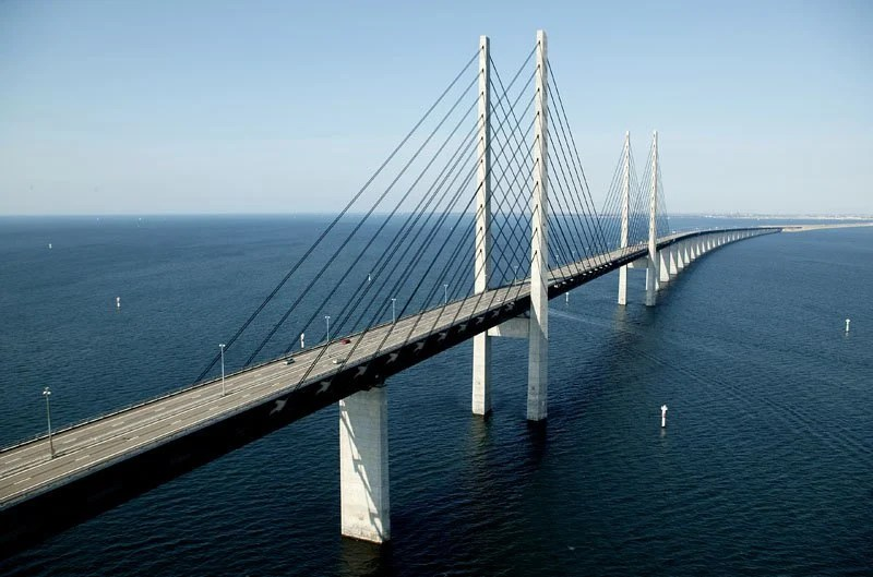 George K.S. Rotne puente dinamarca suecia 7