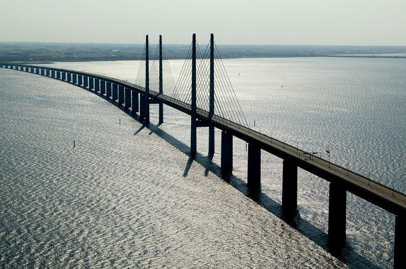George K.S. Rotne puente dinamarca suecia 8