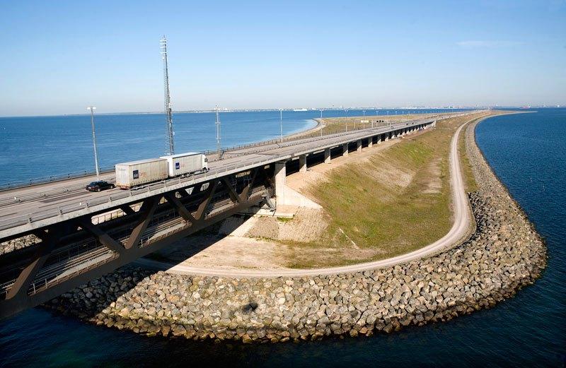 George K.S. Rotne puente dinamarca suecia 9