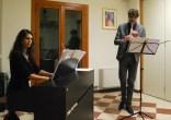 Suonando Converso '15 con Alessia e Marco