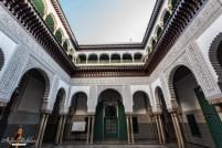 Interior Mahkama du Pacha Casablanca