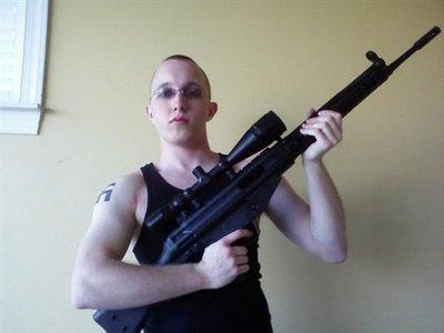 Would-be Obama assassin Daniel Cowart