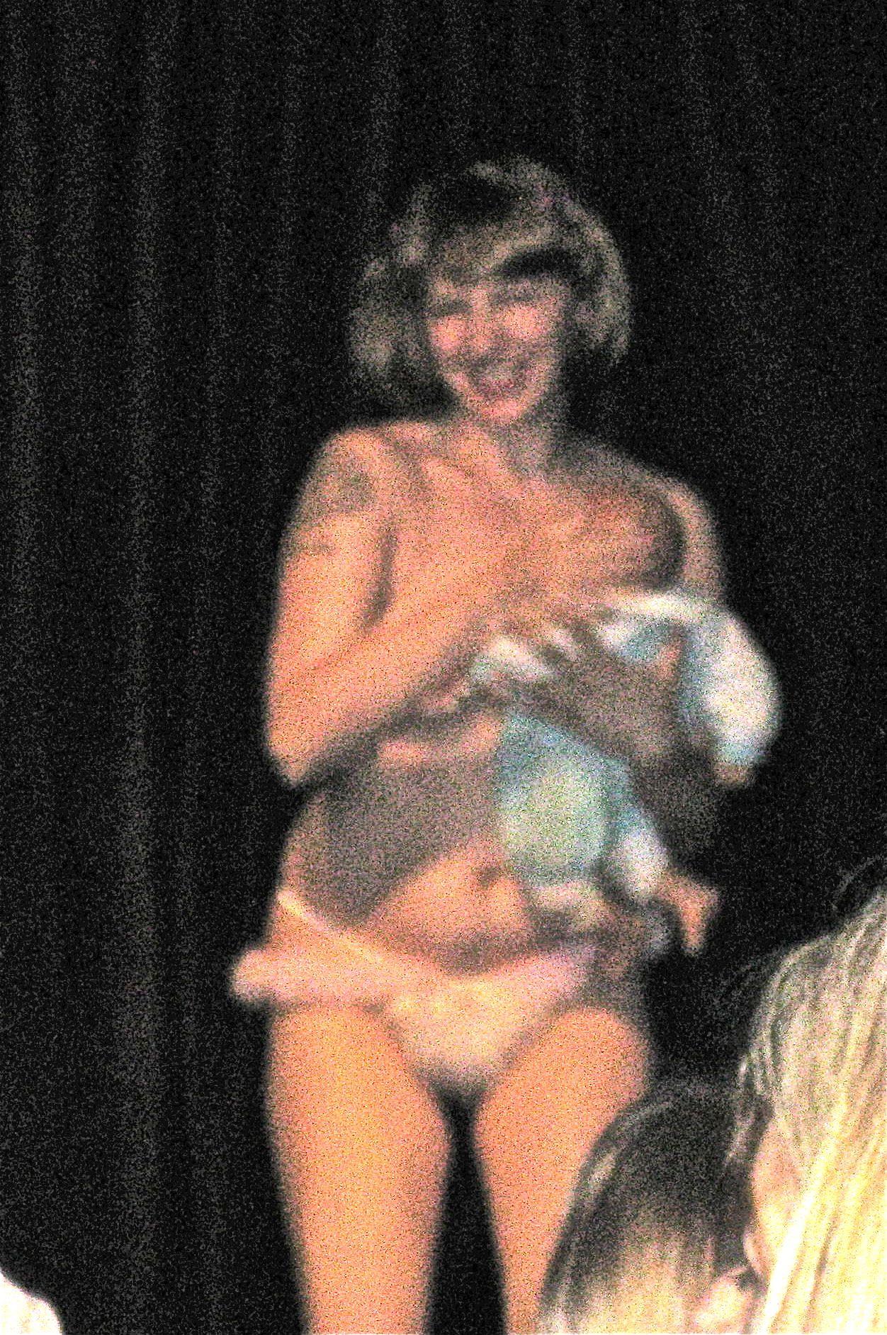 "Creamy Stevens as ""The Bad Mommy"""