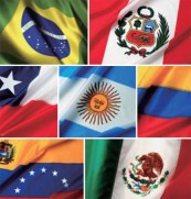 flags-latin-america