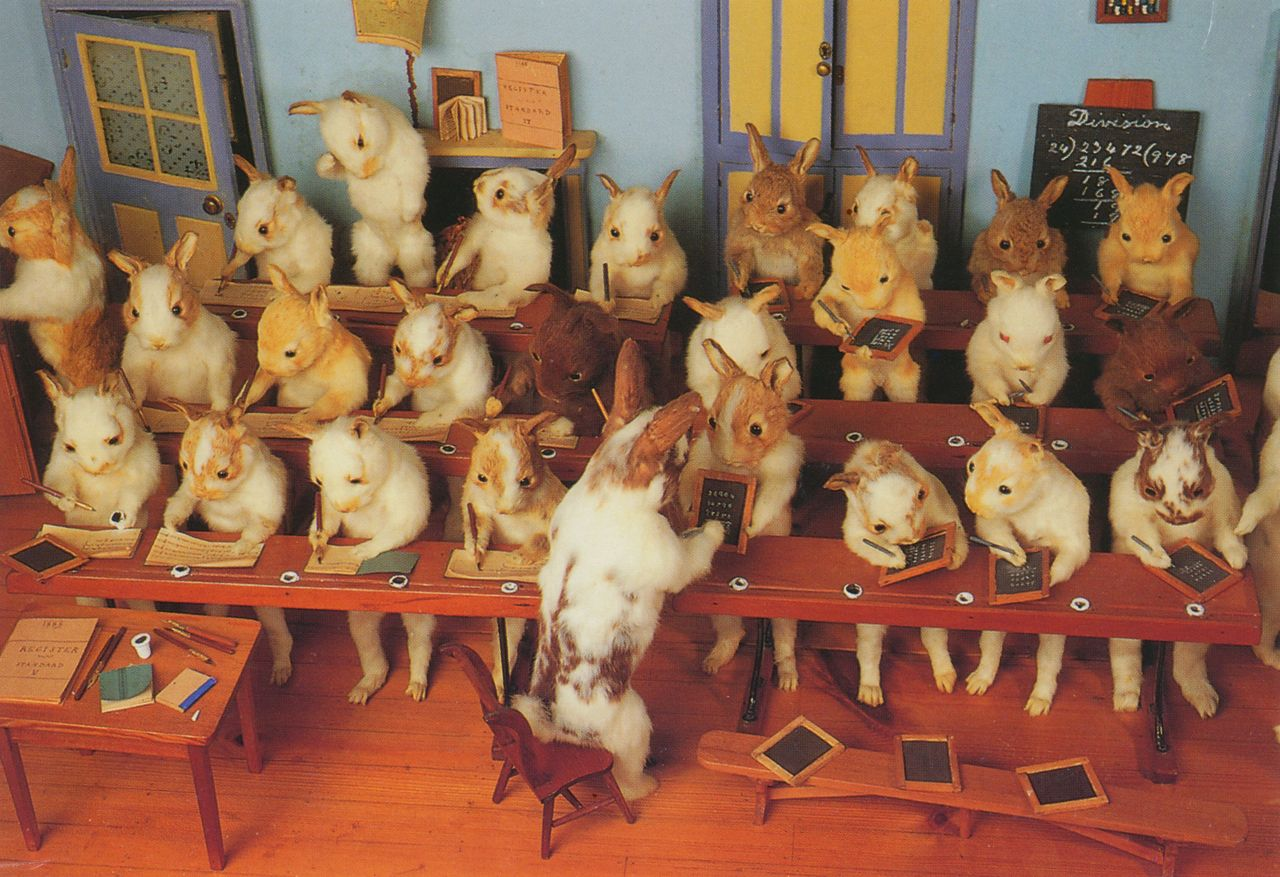 Easter For Everybunny Thats Terrible I Know CULTURAL FLANERIE