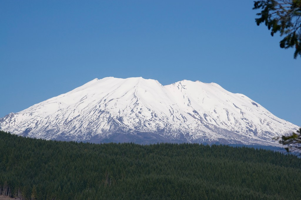 Mount Saint Helens, Vancouver, Washington
