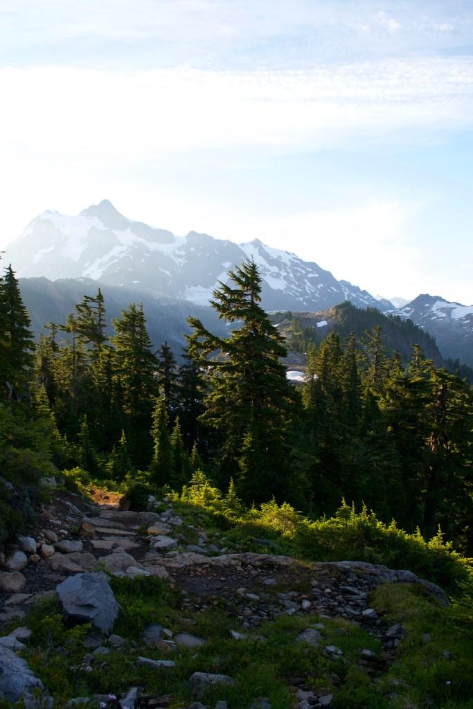 Artist Point, Mt. Baker, Washington