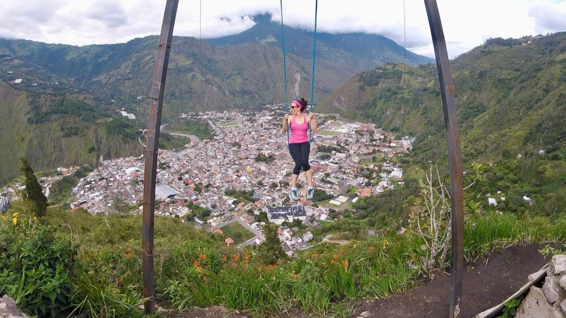 Banos Swing Ecuador