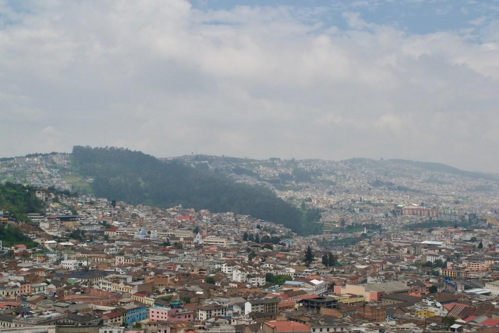 Quito, Ecuador Gothic Church