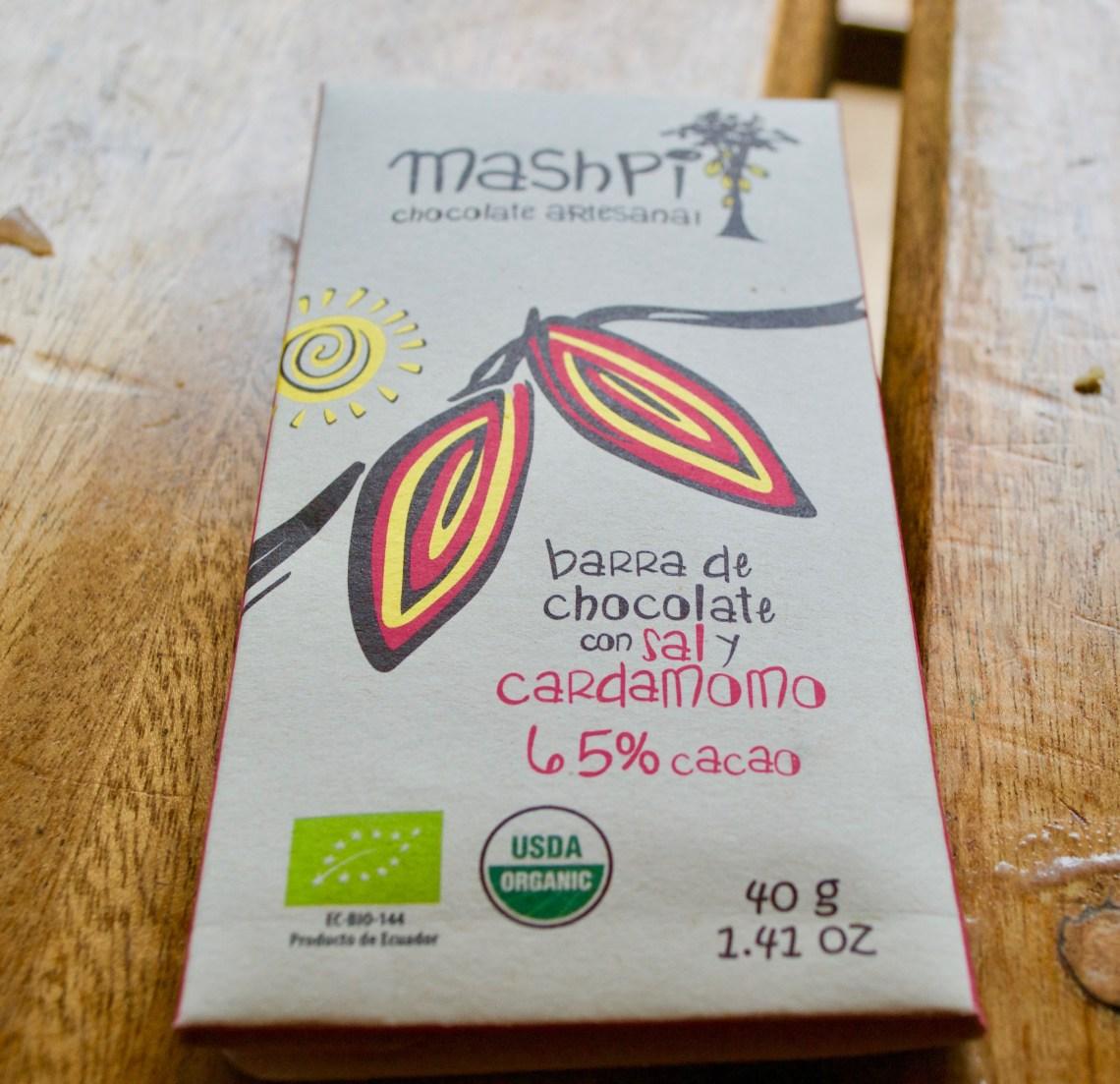 Ecuadorian Chocolate, Mindo