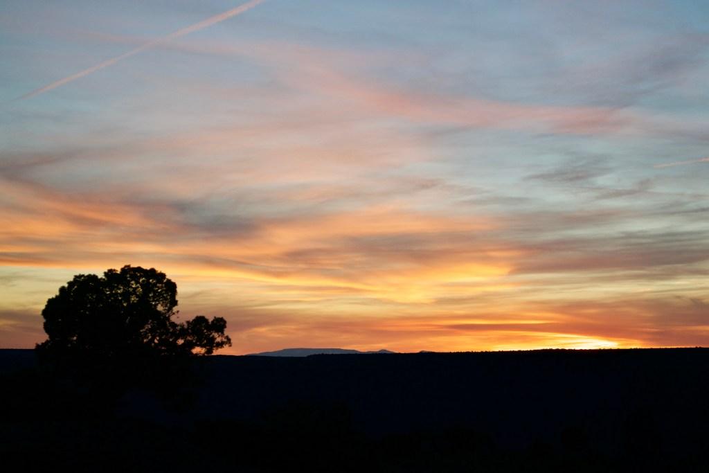 Deadhorse State Park Sunset, Moab, Utah