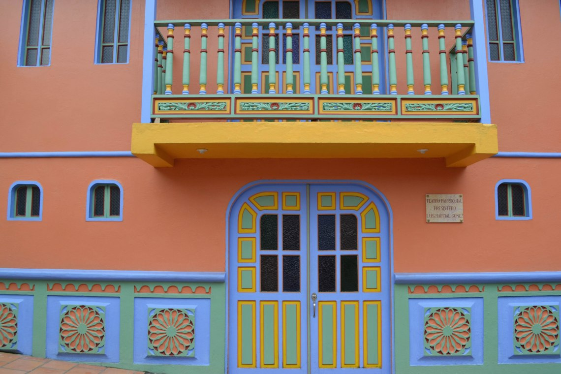 Guatape, Colombia, The Most Colorful Town in the World