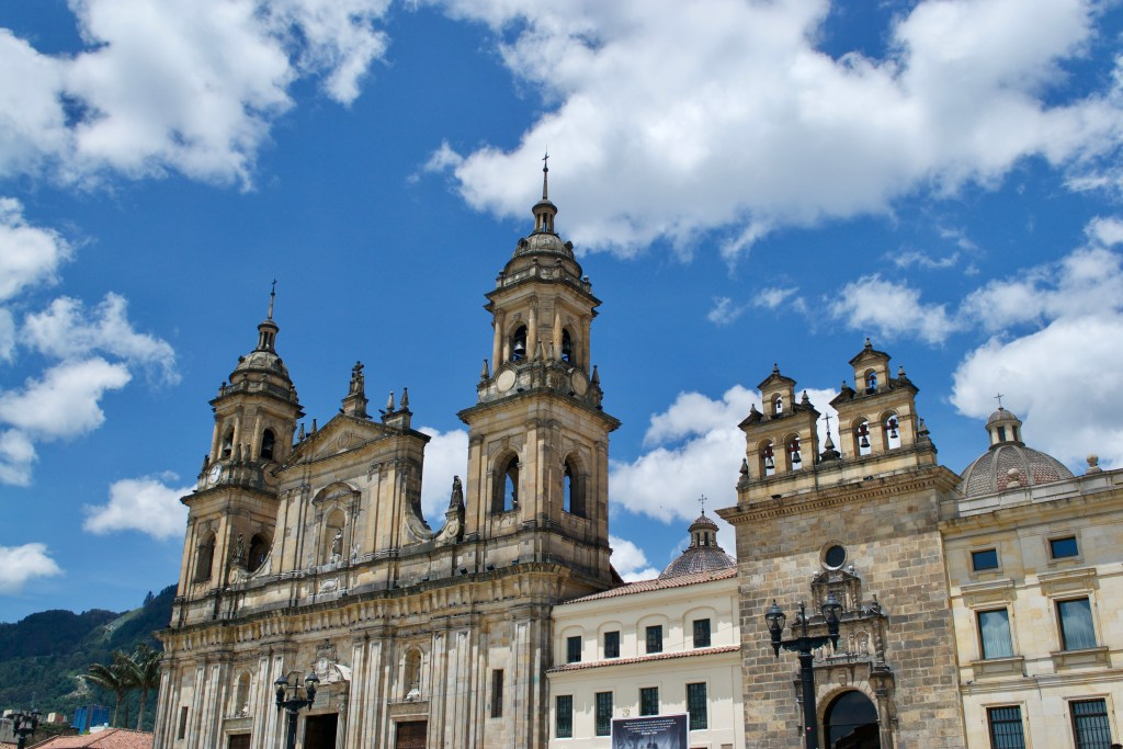 Free city walking tour - Bogota, Colombia