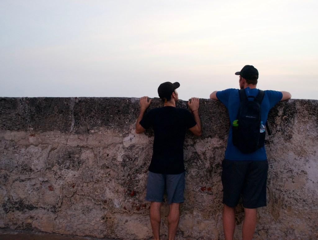 Las Murallas, The Walled City; Cartagena, Colombia
