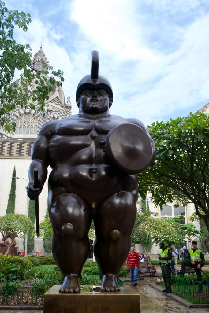 Fernando Botero - Medellin, Colombia