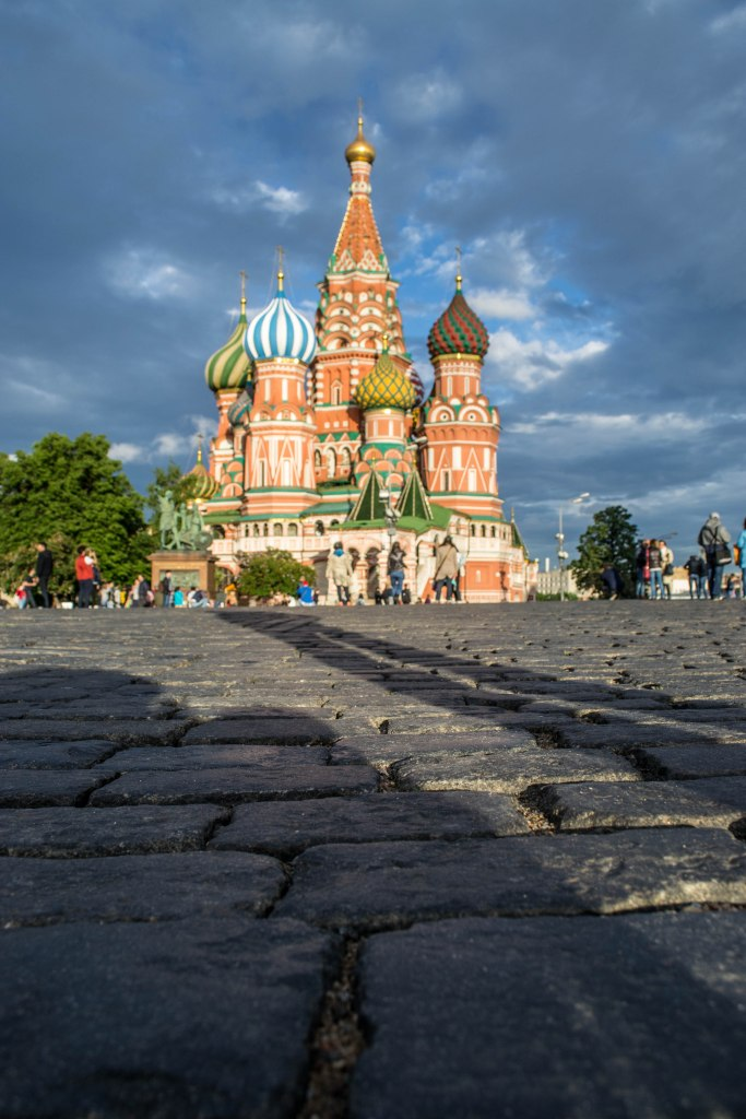 Kremlin - Red Square, Moscow, Russia