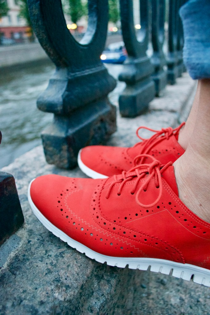 Red Shoes, Saint Petersburg, Russia