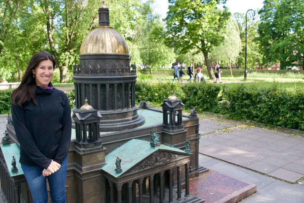 Alexander Park, St. Petersburg, Russia