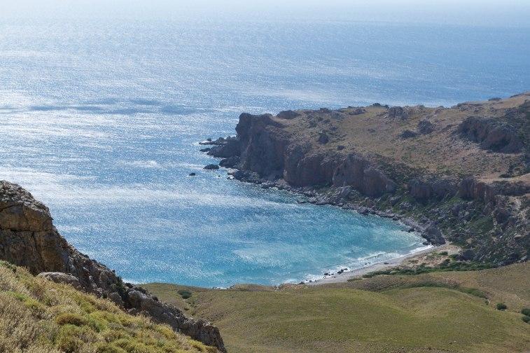 This reminded me of Hana'uma Bay on O'ahu!