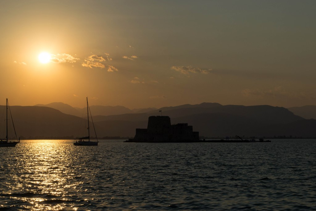 Nafplio Harbor, Greece