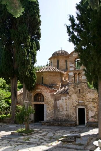 Byzantine Monastery