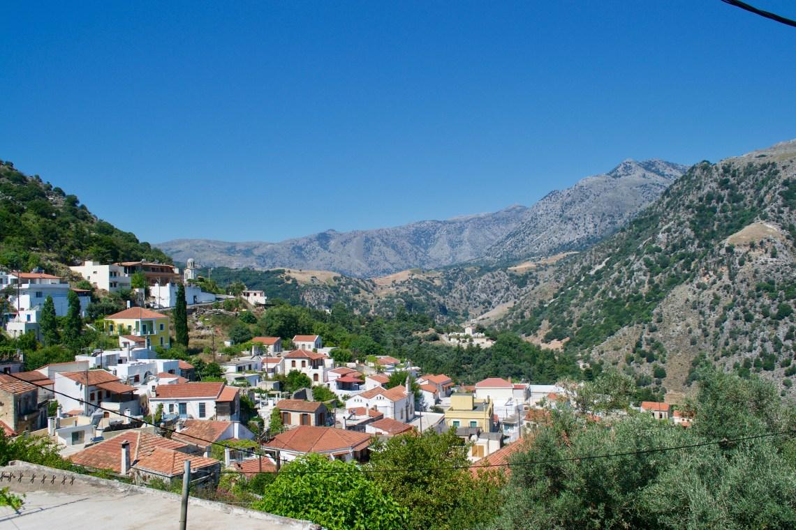 Amari Valley - Crete, Greece