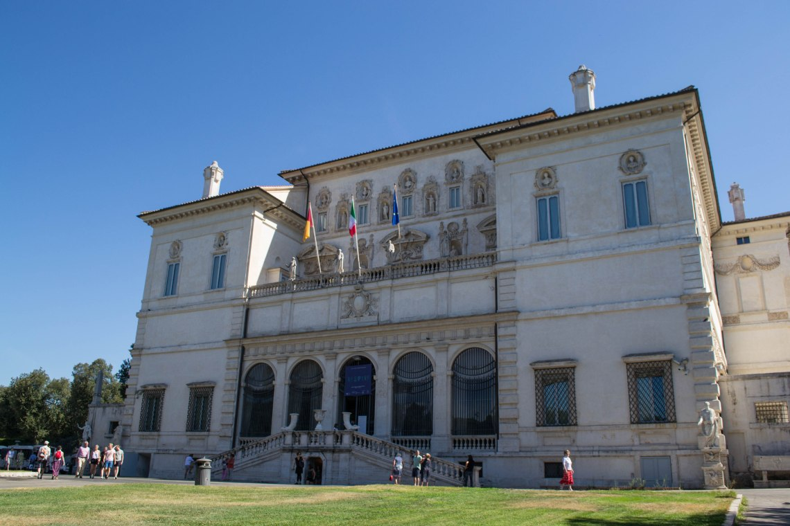 Borghese Museum - Rome, Italy