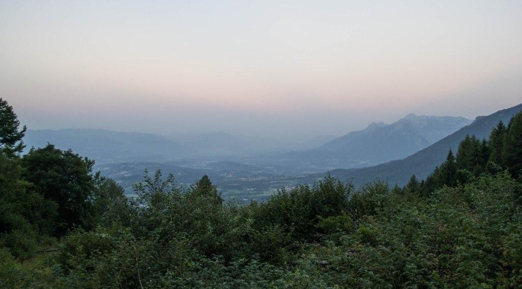 Monte Serva - Dolomites, Italy