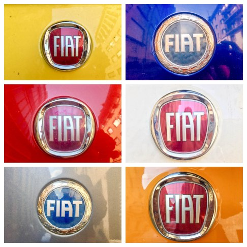 Fiat Collage, Turin, Italy