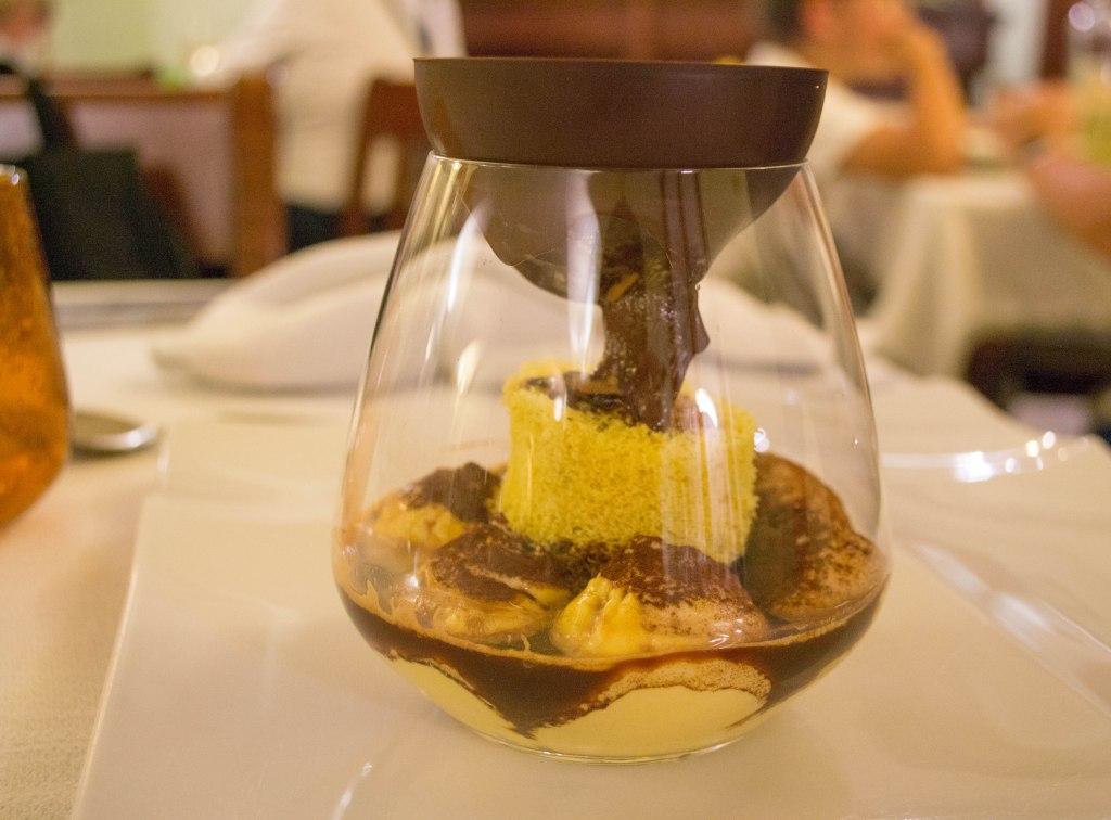 Osteria Di Mezzo Tiramisu, Italy