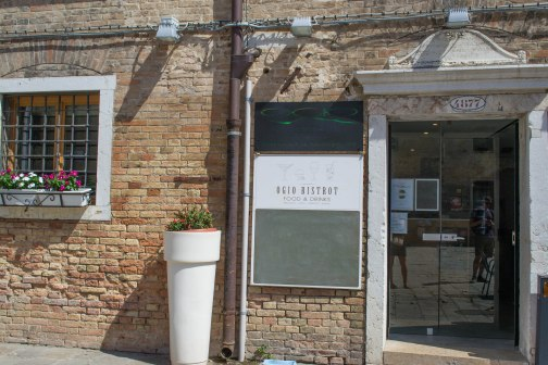 Venice Cafe Facade