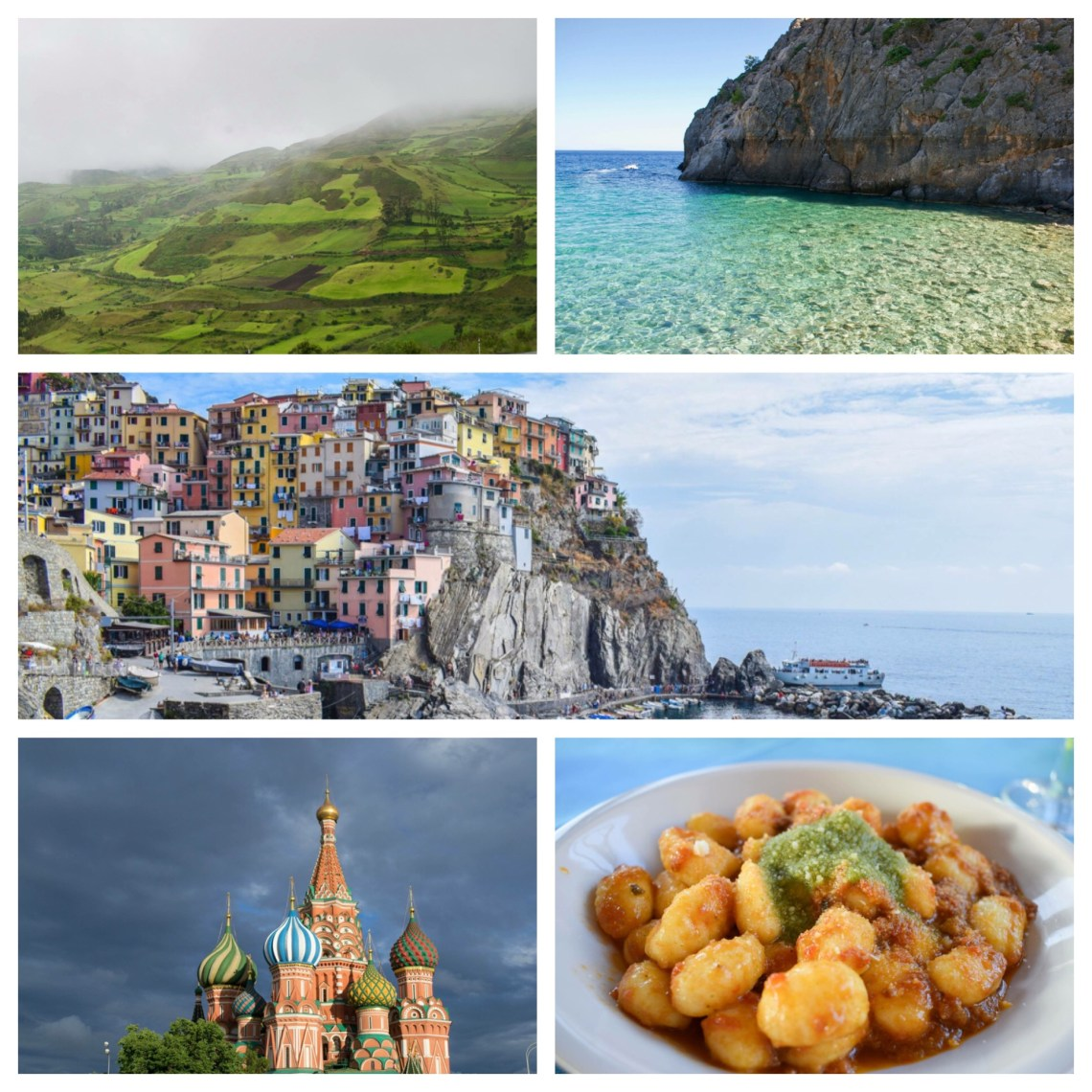 Top Highlights of our Travels Abroad