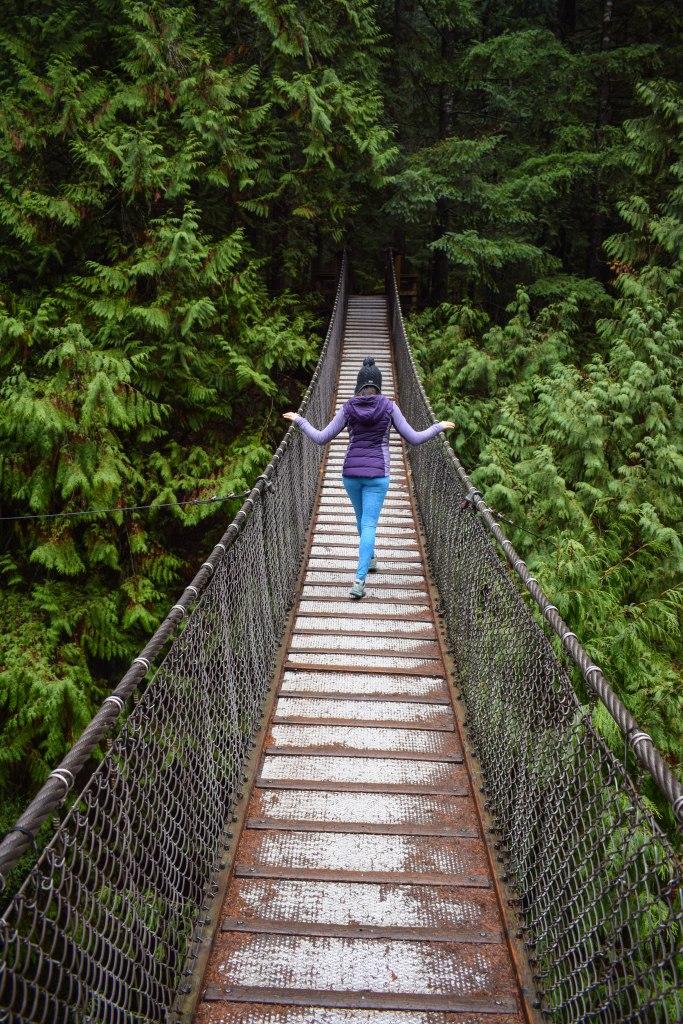 Lynn Canyon - Vancouver, B.C. Canada