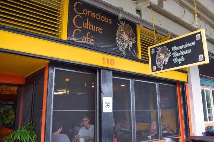 Conscious Culture Cafe Exterior