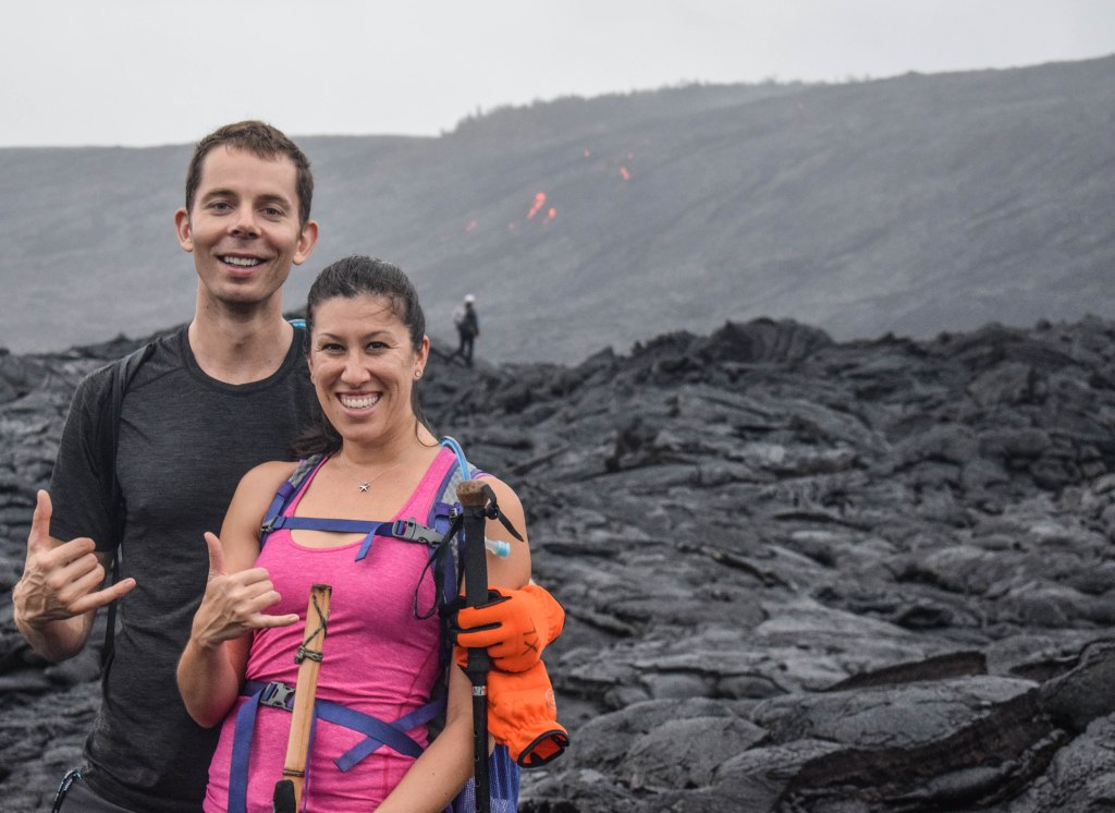 Lava - Big Island, Hawaii