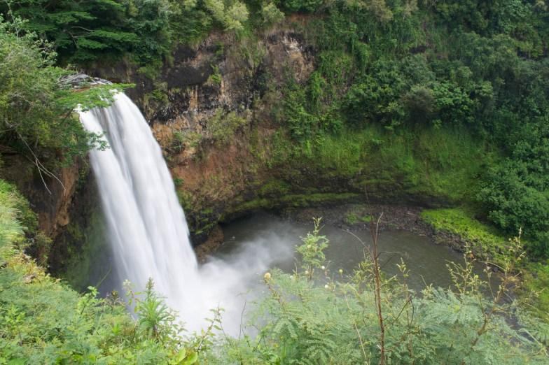 Rainbow Falls in Hilo, Big Island