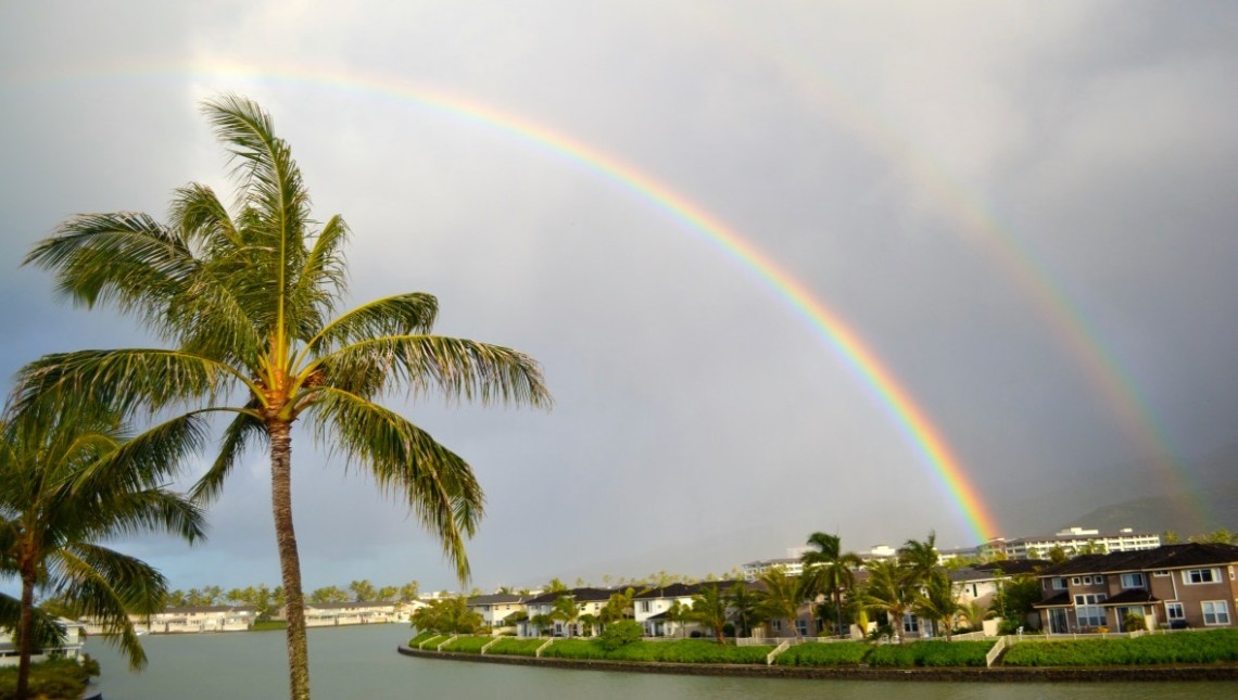 Hawaii Kai Oahu Rainbow